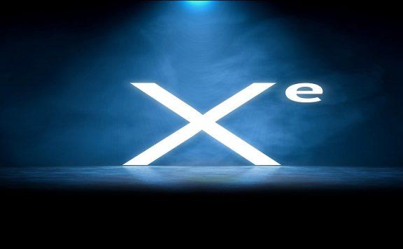 Xe-Bild von Intel