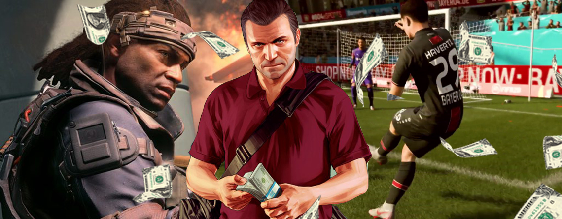 Die 5 aktuell erfolgreichsten Spiele der Welt auf PS4, Xbox One und Switch – Juni 2019