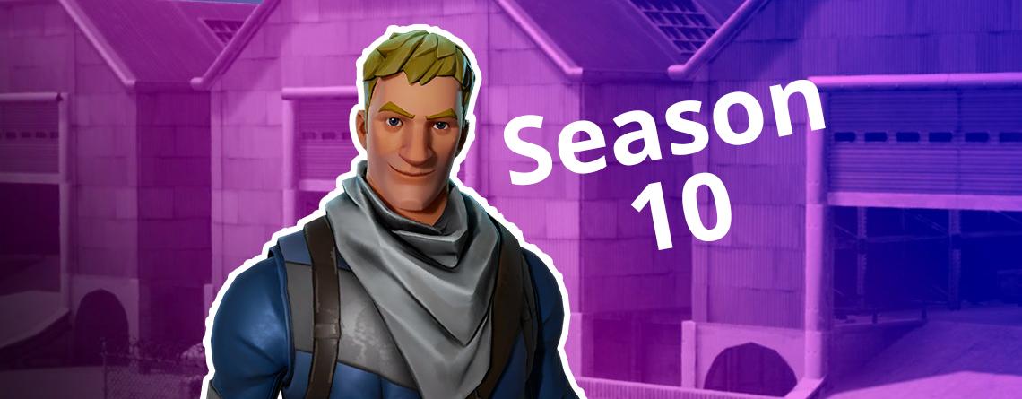 Fortnite: Season 10 Teaser zeigt alten Ort – Geht's zurück zur alten Map?