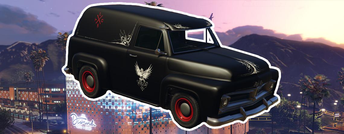 Ihr könnt jetzt eins der seltensten Autos von GTA 5 Online im Casino gewinnen