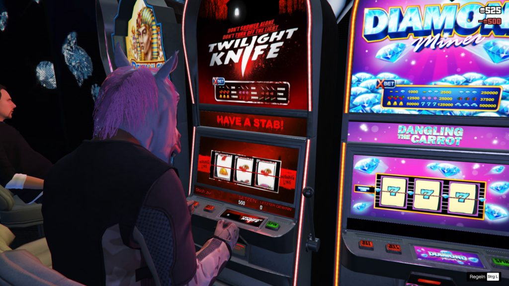 GTA Online Slot Machine Spielen