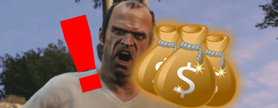 GTA 5 Online: Beeilung! Die letzten Stunden fürs fette Geldgeschenk laufen