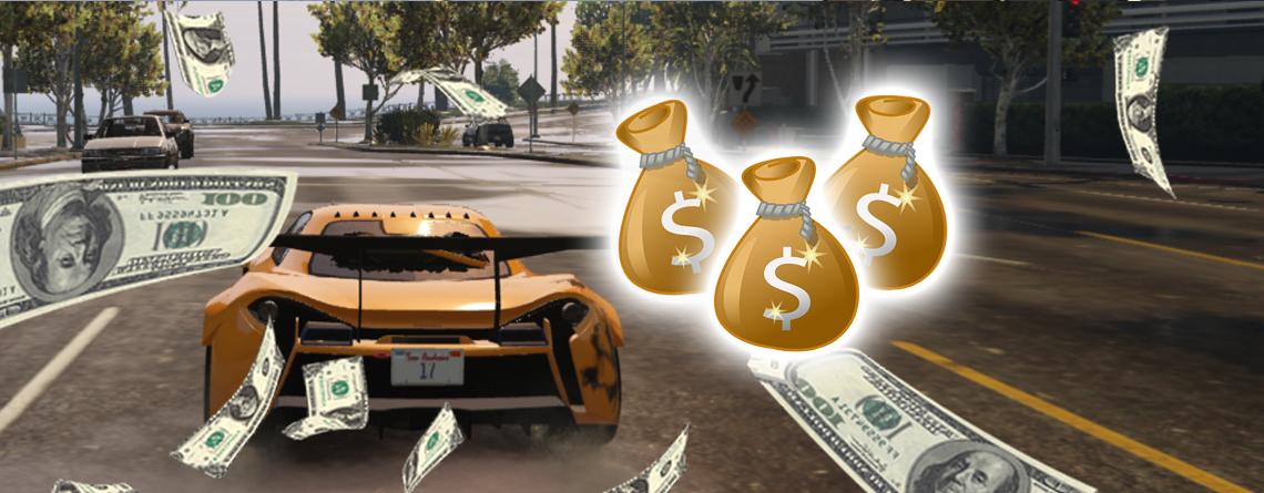 Schnappt euch jetzt 102.000 $ in 2 Minuten bei diesem Rennen in GTA Online