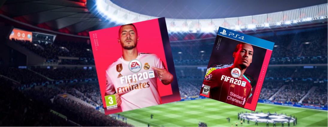 """Hazard ist auf dem Cover von FIFA 20: """"Nicht schlecht für einen Dorfjungen"""""""
