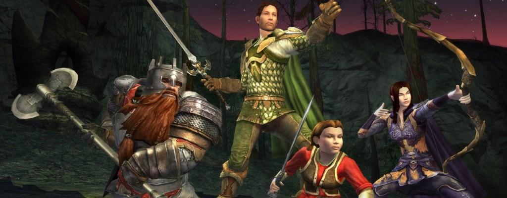 MMORPG Herr der Ringe Online gibt Aufruhr in der Community nach