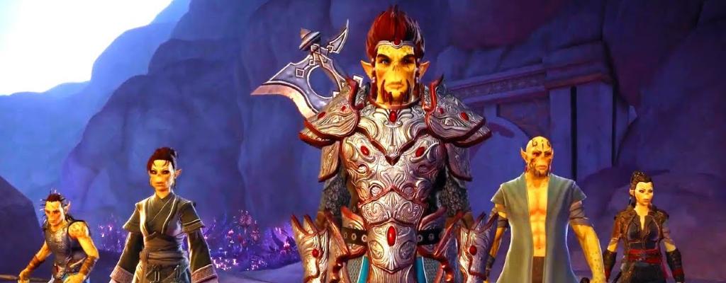 So will MMORPG Neverwinter mit dem neuen Update bei allen Spielern punkten