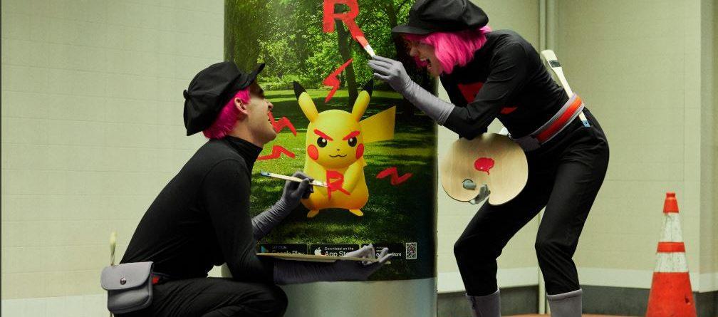 Pokémon GO: Spieler sagt, fiese Team-Rocket-Rüpel haben ihm das Handy geklaut