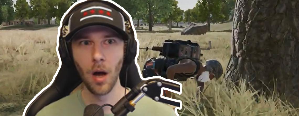 Twitch-Streamer landet aus Versehen den Kill seines Lebens in PUBG
