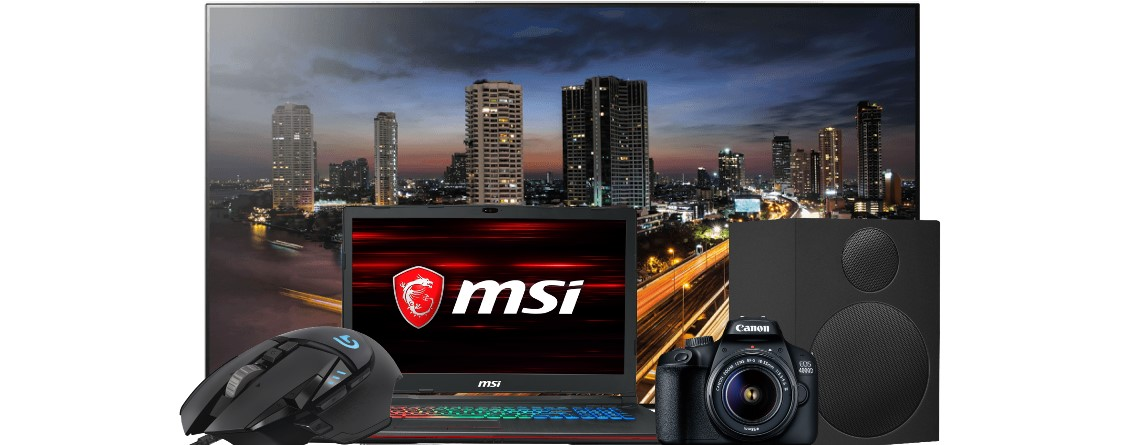 Gaming-Maus, OLED-TV und Laptops für Spieler bei Saturn reduziert