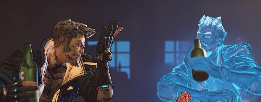 Borderlands 3: Neuer Trailer stellt Zane vor, einen einsamen Killer