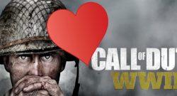 Titelbild CoD WW2