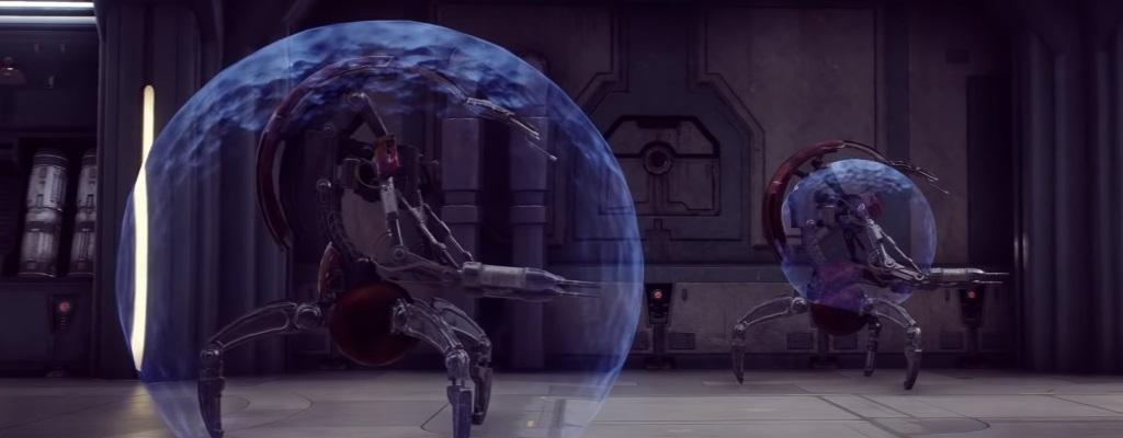 In Star Wars Battlefront 2 haben die Spieler einen neuen Liebling – Die Droidekas