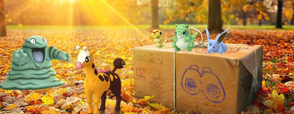 Pokémon GO lässt diese 17 Pokémon vermehrt spawnen – Aber nur kurz