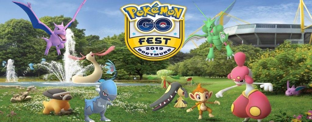 Diese 60 seltenen Pokémon könnt ihr auf dem Pokémon GO Fest fangen