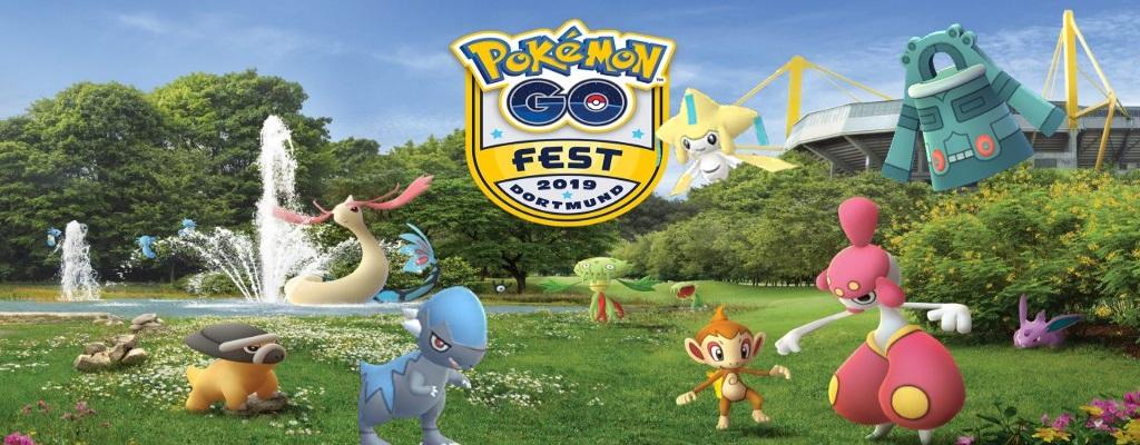 Das Pokémon GO Fest 2019 in Dortmund: So holt Ihr das meiste aus dem Event