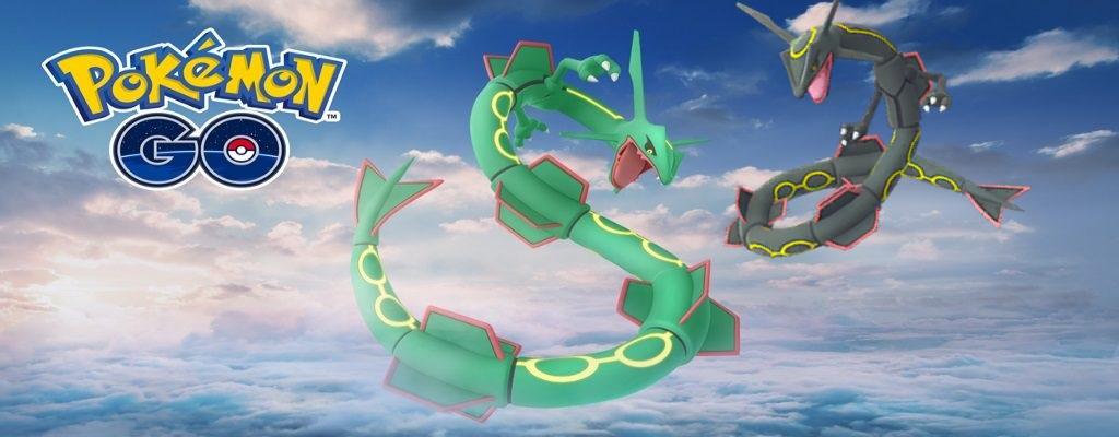 Pokémon GO: Warum ihr heute die Raid-Stunde mit Rayquaza nutzen solltet