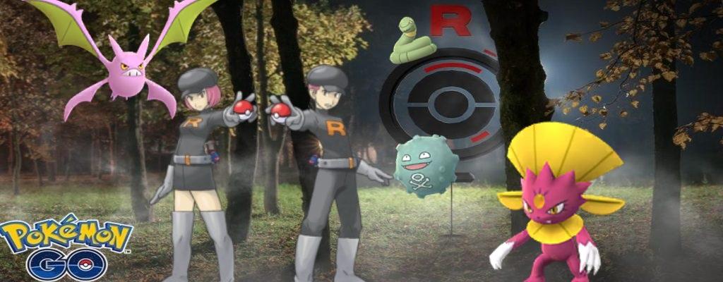 Pokémon GO: Team-Rocket-Event bringt 4 neue Shinys und diese Boni