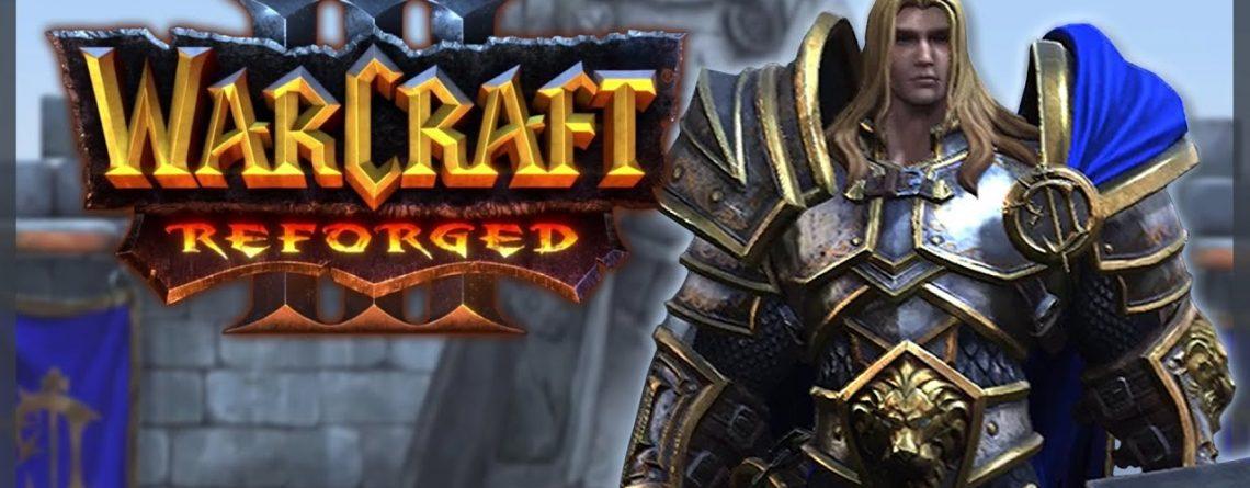 Warcraft 3 Reforged WC3