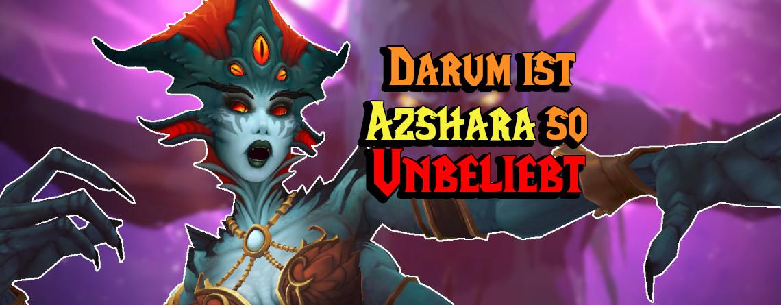 Top-Gilden sagen: Azshara ist der schlechteste WoW-Endboss aller Zeiten – Aber warum?