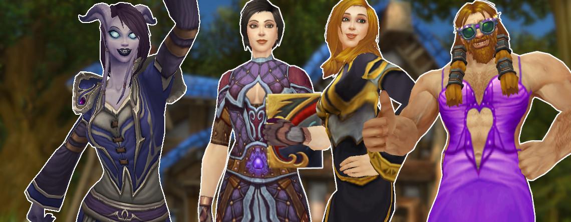 WoW: Der XP-Buff macht die Spielwelt so lebendig wie lange nicht mehr