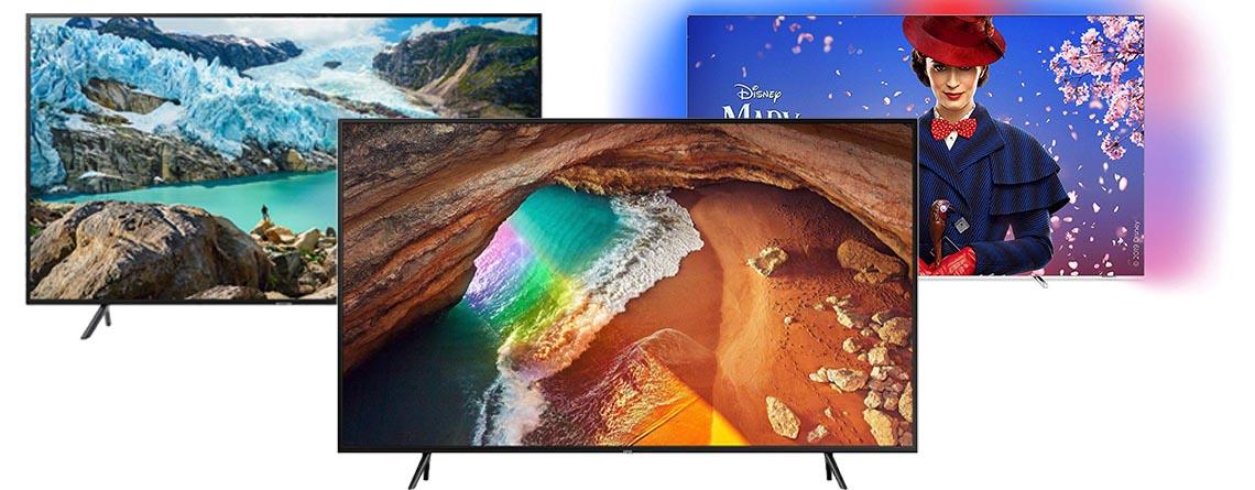 Amazon Prime Day: Die besten Deals für 4K TVs von Samsung, Philips und LG