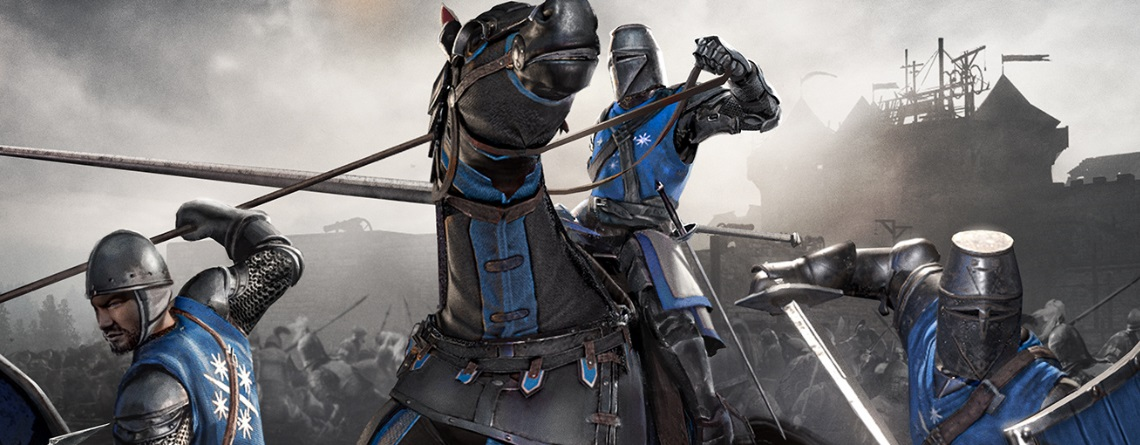 Das Mittelalter-MMO Conqueror's Blade kündigt neue Season an, bringt sogar neue Klasse