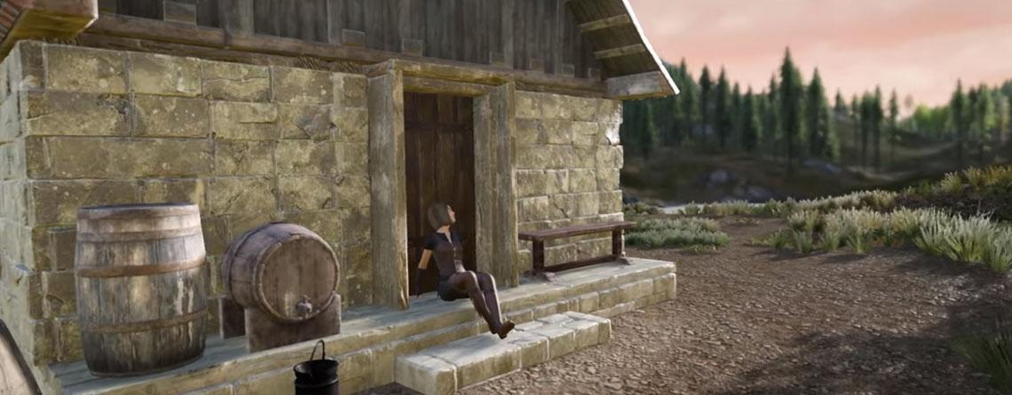Von Witcher und ESO inspiriertes MMORPGs zeigt 1. Trailer – Sieht aus wie keins von beiden