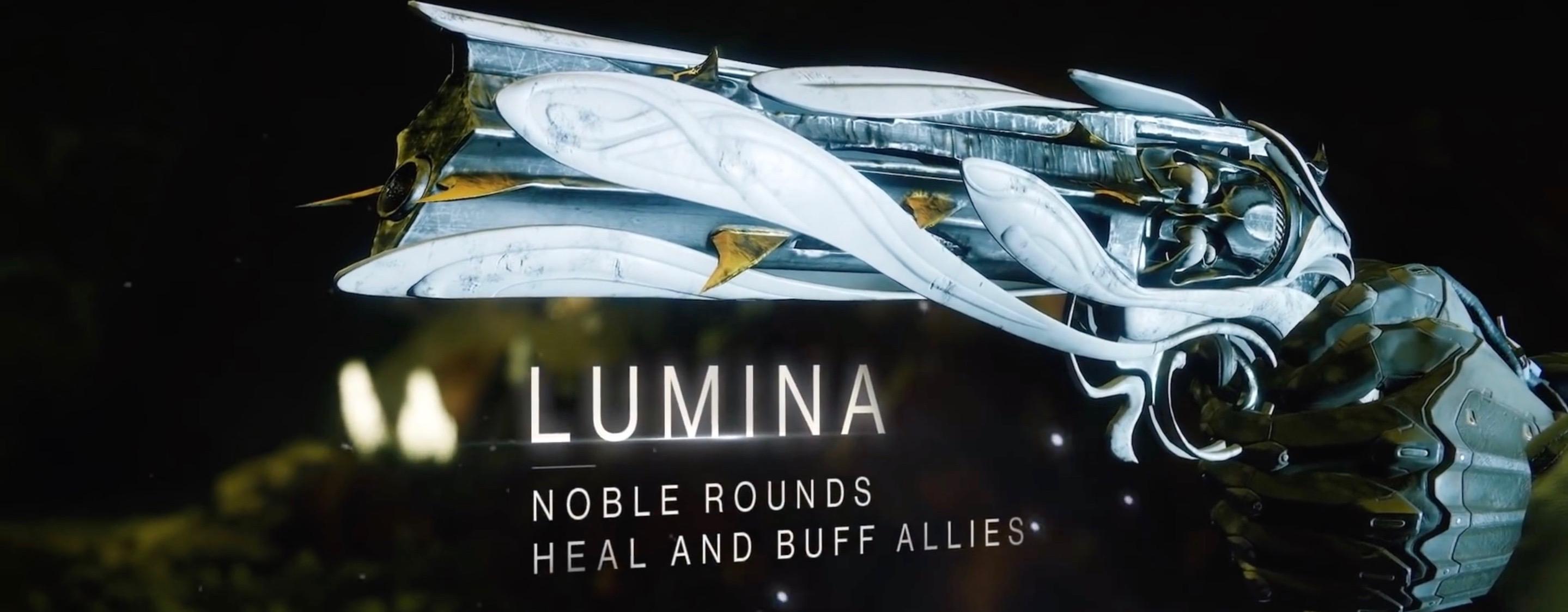 Destiny 2: So sieht die neue exotische Waffe Lumina in Aktion aus