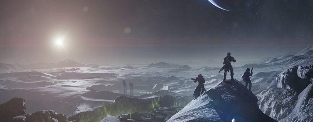Destiny 2 Shadowkeep Mond