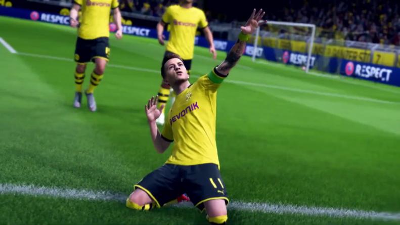 5 Erkenntnisse aus dem neuen Gameplay-Trailer zu FIFA 20