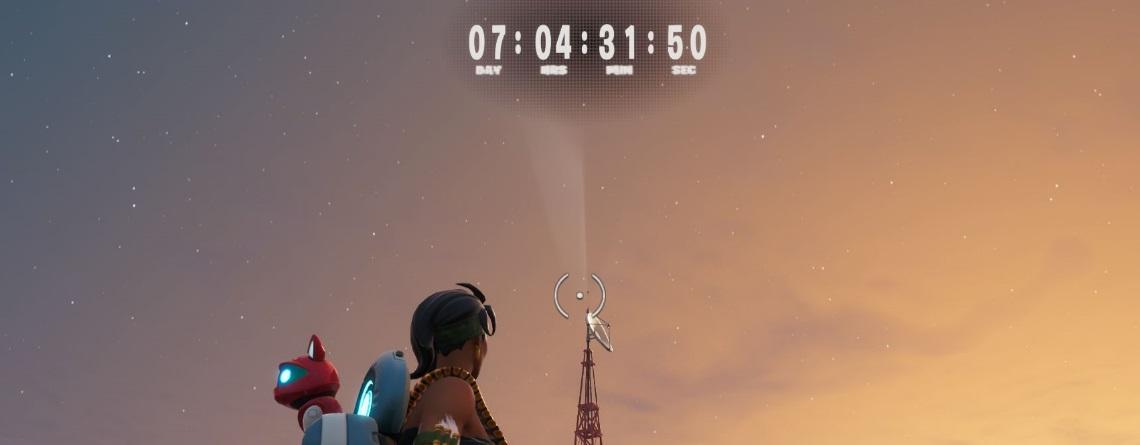 Countdown in Fortnite aufgetaucht: Was ist das nächste Live-Event, wann geht's los?