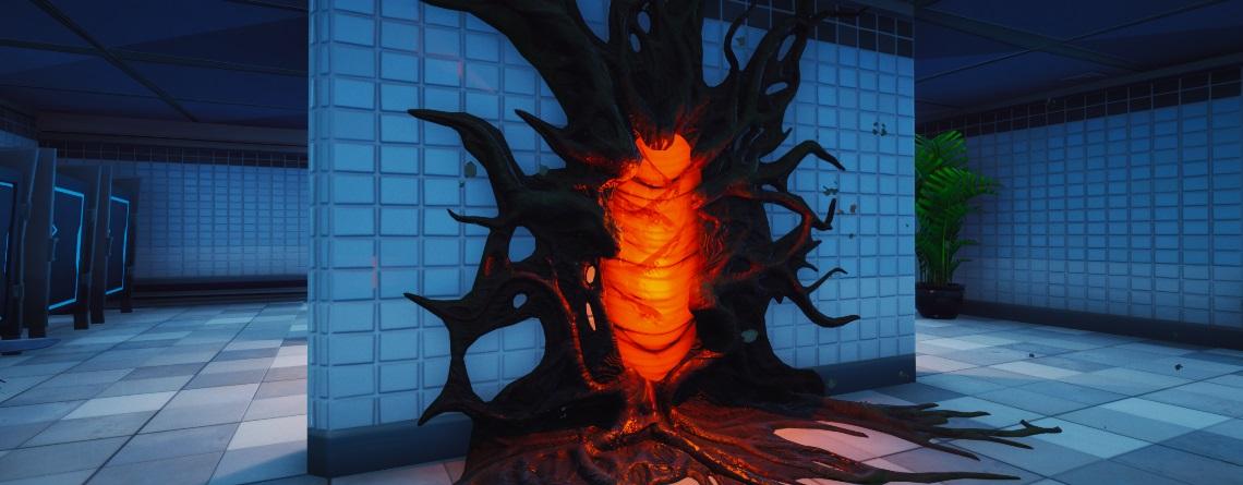 Gruselige Portale aus Stranger Things in Fortnite – Kommt das Monster?