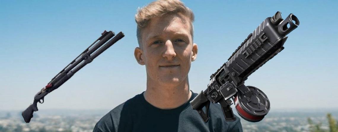 Twitch-Star Tfue erklärt, welche 2 Waffen aus Fortnite verschwinden müssen