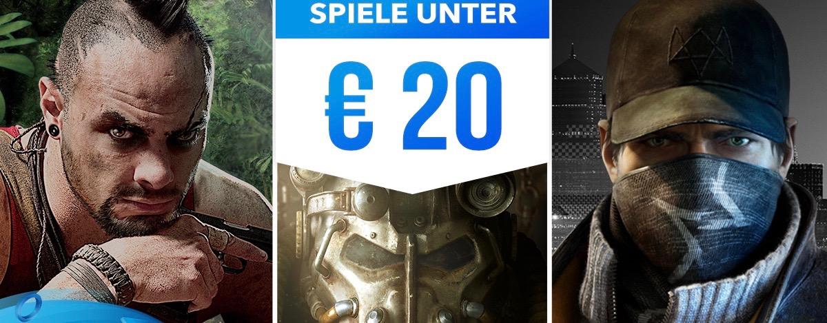 Sparen im PS Store: Diese PS4-Spiele bekommt Ihr im Juli unter 20 €
