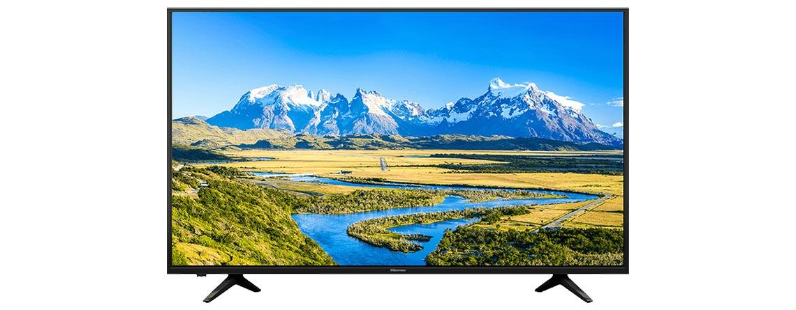 MediaMarkt Angebote: Hisense 55 Zoll 4K-Fernseher für nur 366 Euro
