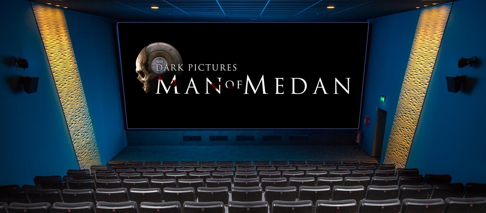 Dank Koop könnt Ihr das Horror-Game Man of Medan als Filmabend erleben