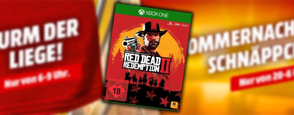 MediaMarkt Playa del Spar – Red Dead Redemption 2 für nur 29 Euro