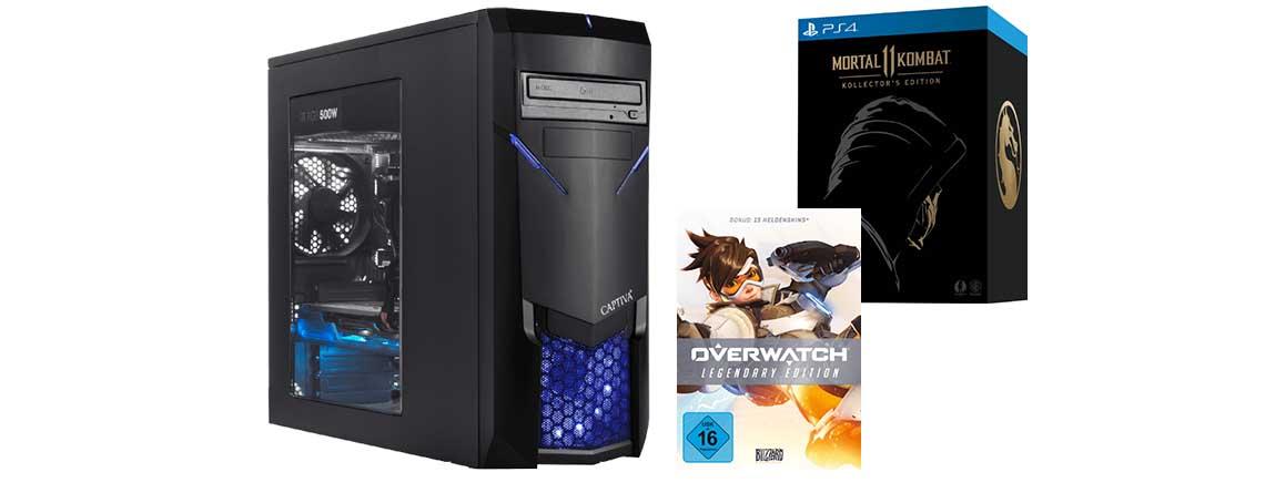 MediaMarkt Angebote: Gaming-PC mit RTX 2060 für nur 899 Euro