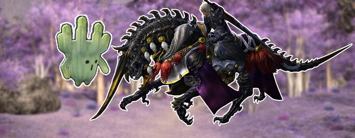 So findet ihr alle Mounts und Begleiter in Final Fantasy XIV: Shadowbringers