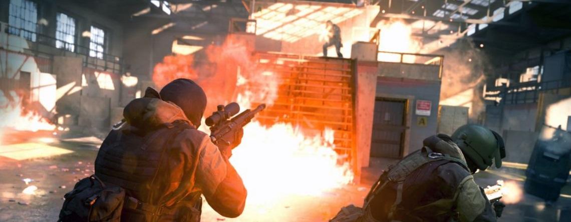 Schaut Euch an, wie gnadenlos ein Quad durch CoD Modern Warfare pflügt