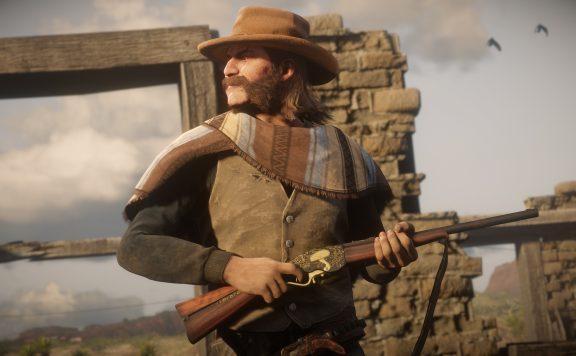 Red Dead Online Gewehr