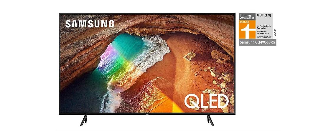 UHD-Fernseher von Samsung bei Amazon teils stark reduziert