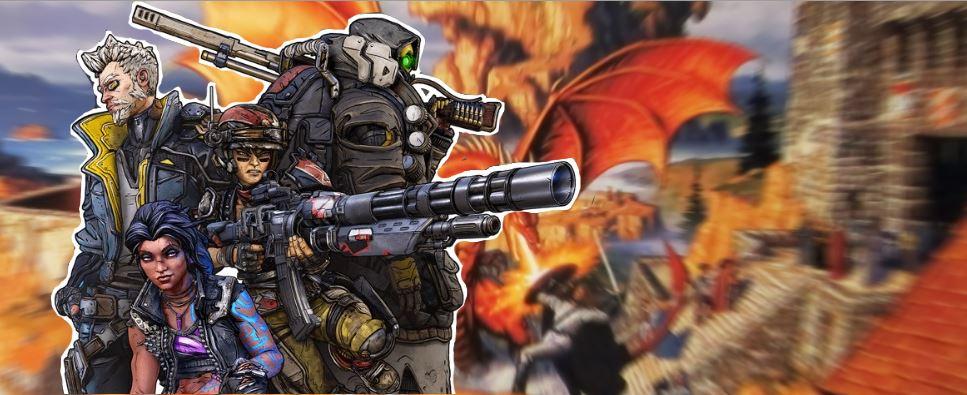 Wie ein MMORPG aus dem Jahr 1997 das moderne Borderlands 3 inspirierte