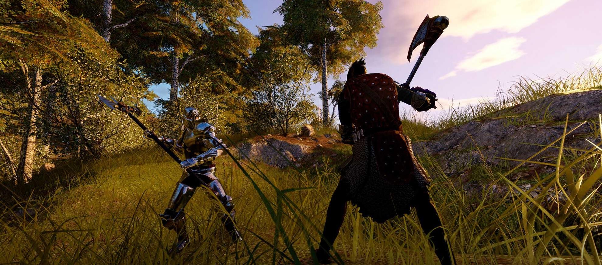 So entwickelt sich das MMORPG Camelot Unchained – In Bildern