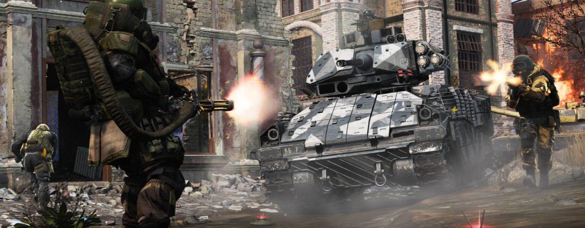 Größter Modus von Modern Warfare ist da – So könnt Ihr ihn alle in der Beta ausprobieren