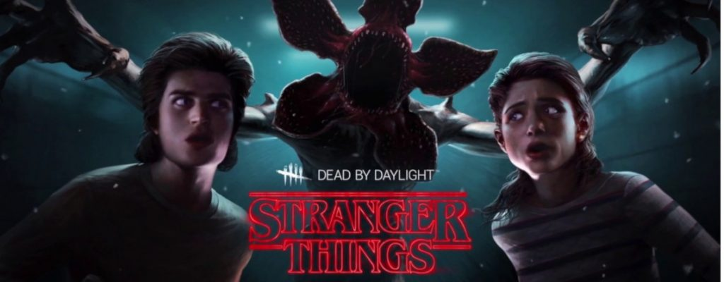 Dead by Daylight Stranger Things title 1140x445