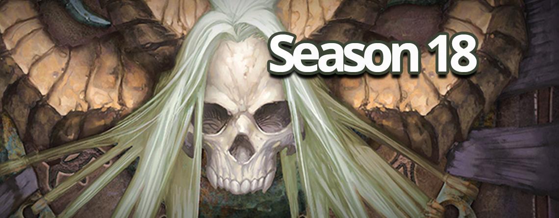 Diablo 3: Knappes Rennen um Platz 1 in Season 18 – Zauberer und Necro im Duell