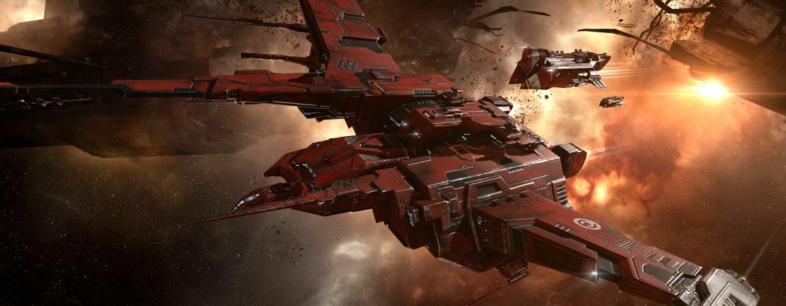 """MMORPG EVE Online ruft neue """"Ära des Chaos"""" aus – Hat damit offenbar Erfolg"""
