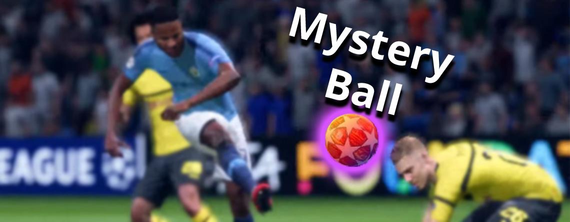 FIFA 20: Darum ist Mystery Ball der beste Modus für alle, die sonst nur verlieren