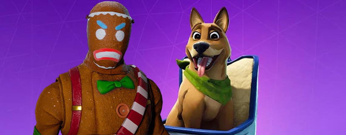 Darum regt es Spieler tierisch auf, dass Fortnite diesen Hund verkauft